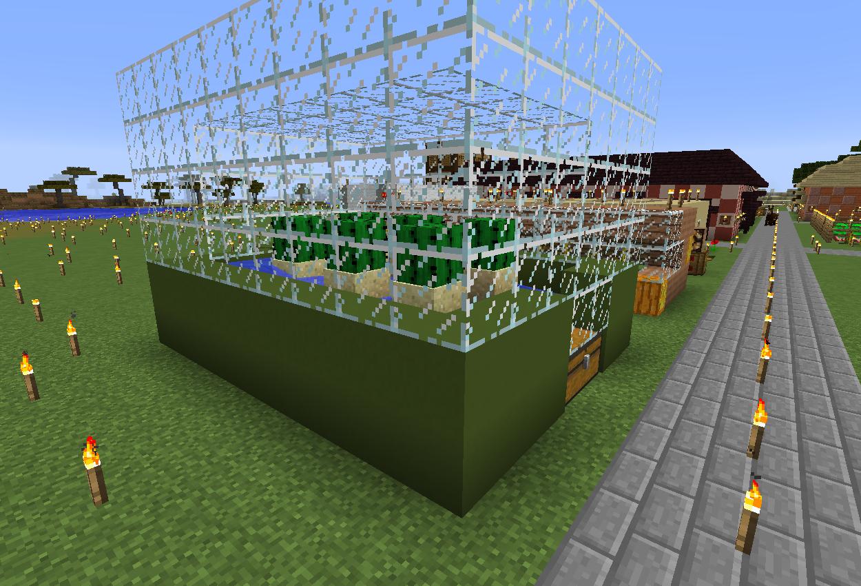 全自動サボテン収穫機