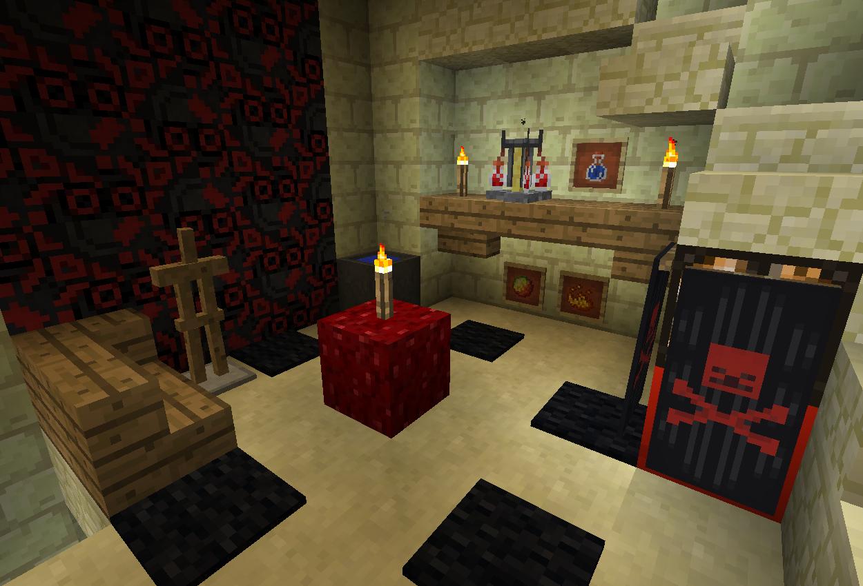 怪しい魔術研究室