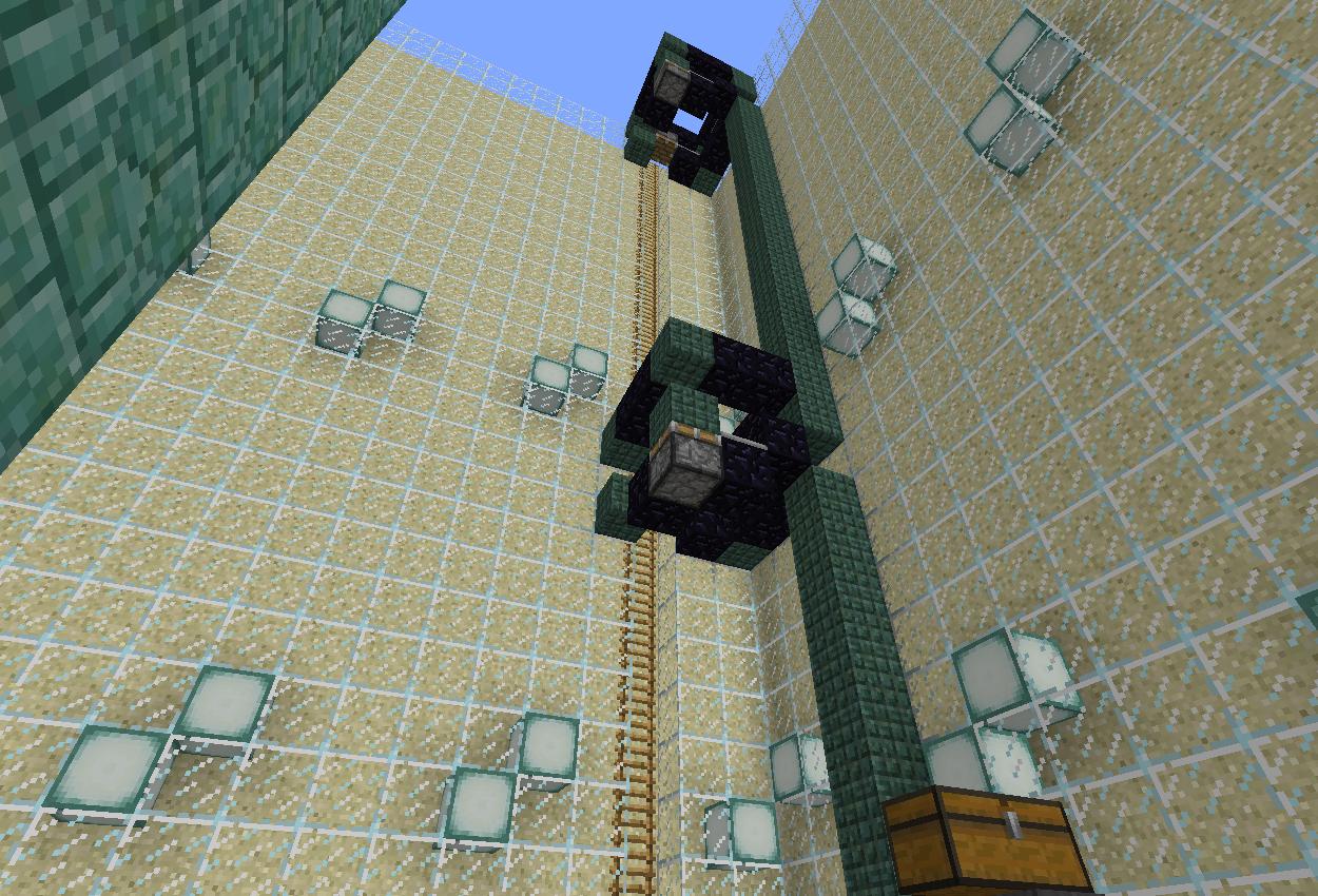コンパクトで各階止まりのエレベーターを作る