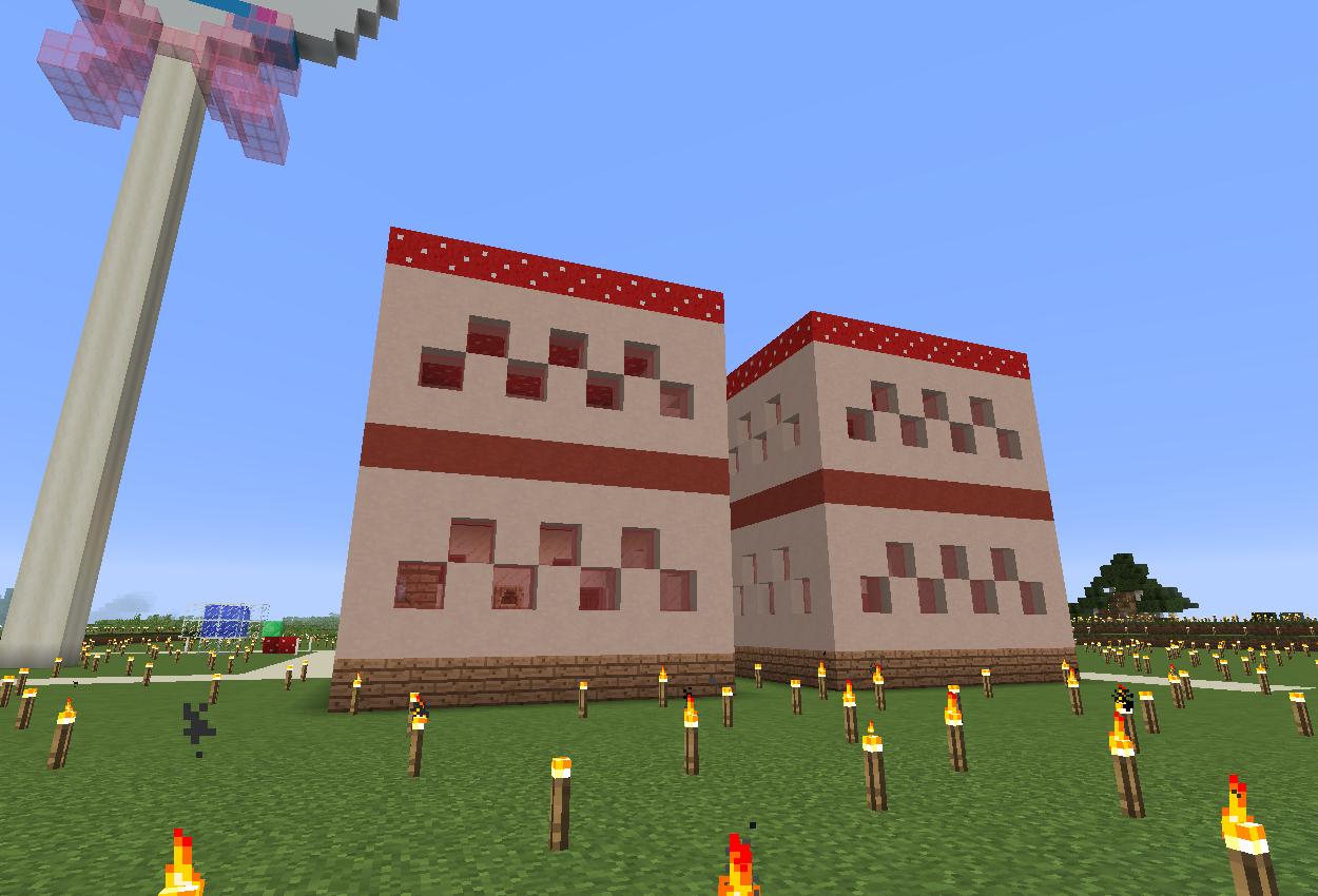cloneコマンドでいちごのムースを量産するよ