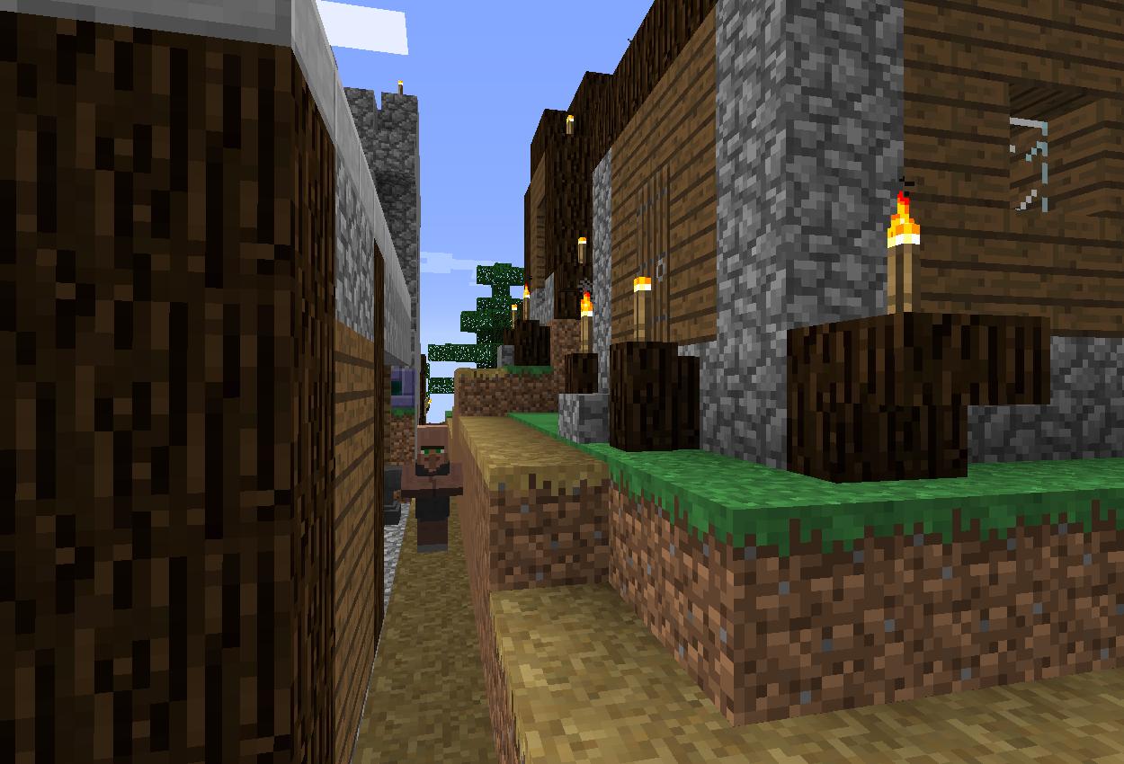 【Quark】村の修繕