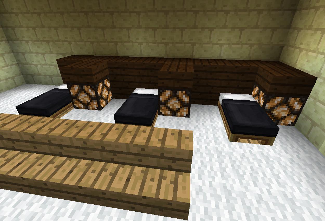使用人部屋を作る