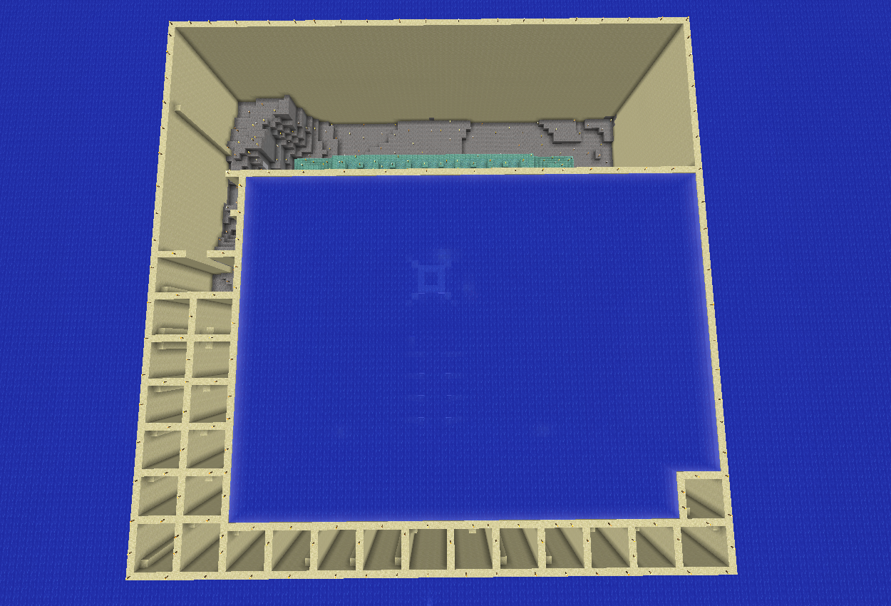 海底神殿の水抜きちまちま…