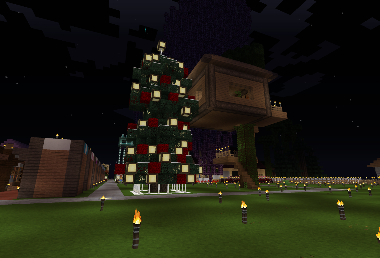 ☆ Merry Christmas in Nano Town ☆