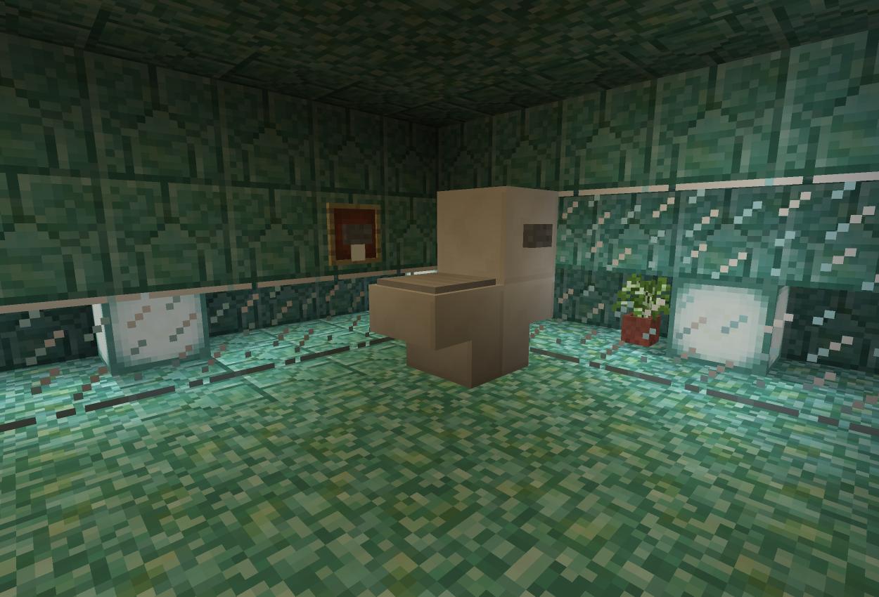 トイレを作ってみました