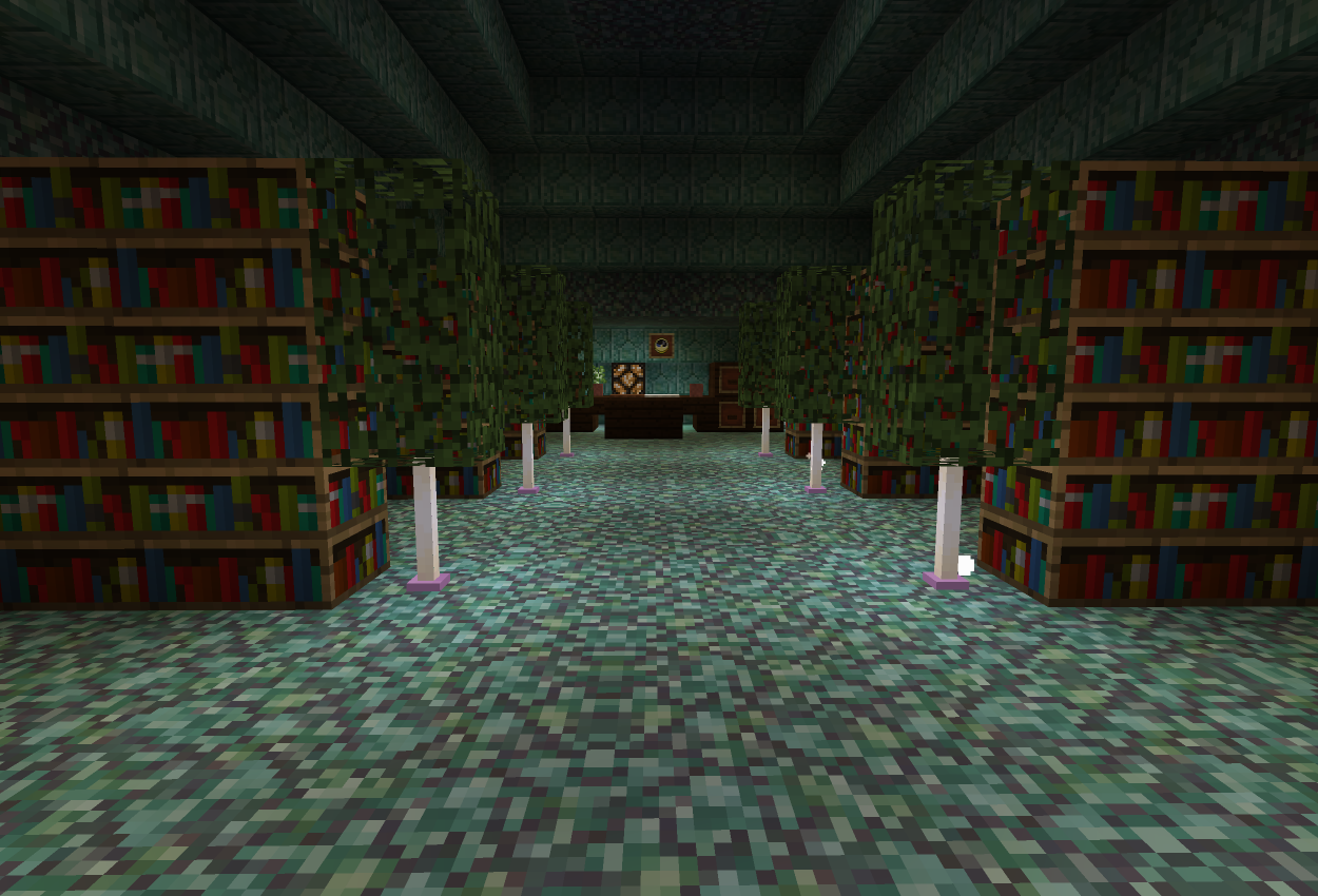 図書室兼書斎を作りました