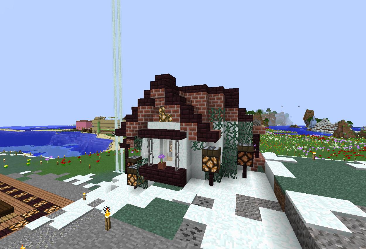 製氷機観測小屋